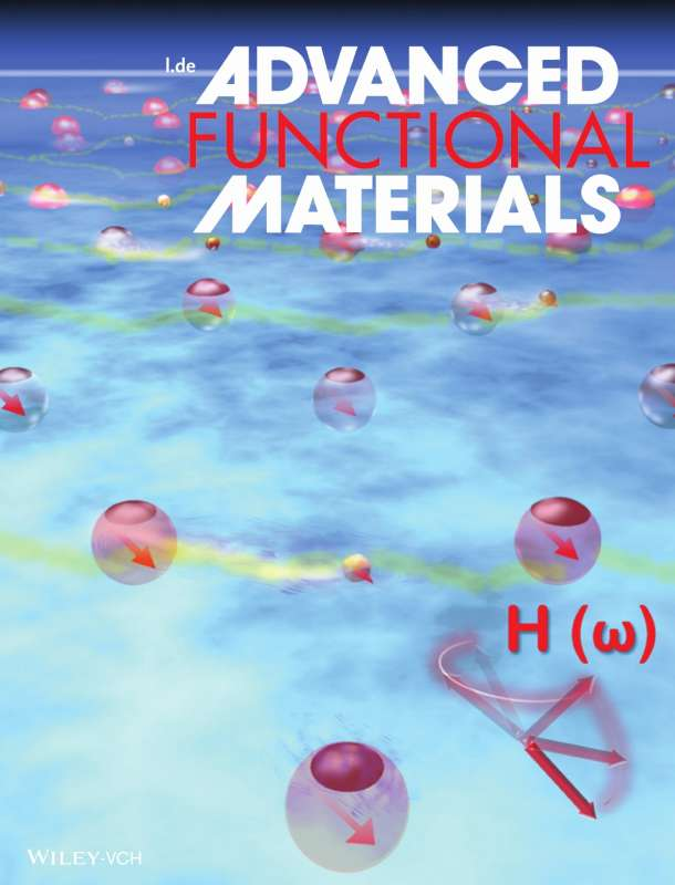 Cover. Advanced Materials Interfaces - 1