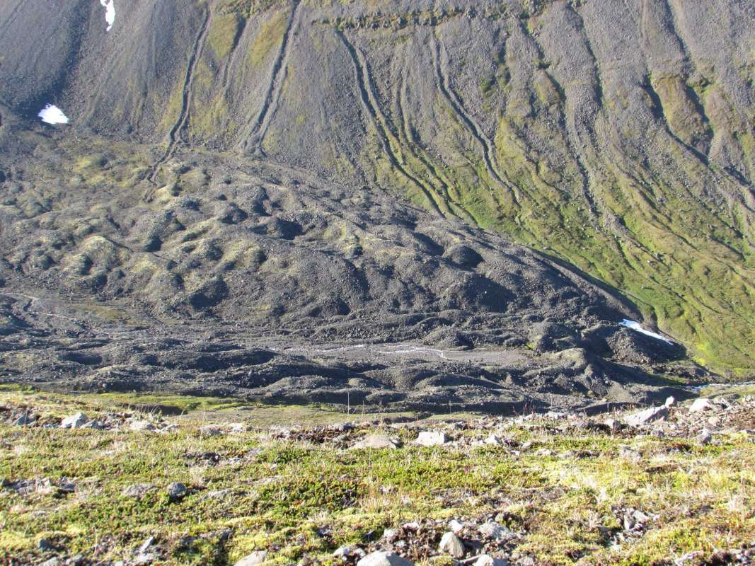 "Fieldwork of the project ""Mountain Warming"" in the Tröllaskagi mountains, Northen Iceland, has been successfully developed between 9 August and 2 September, 2018. - 7"