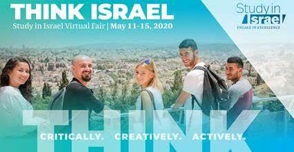 Study in Israel is organizing a Virtual Fair