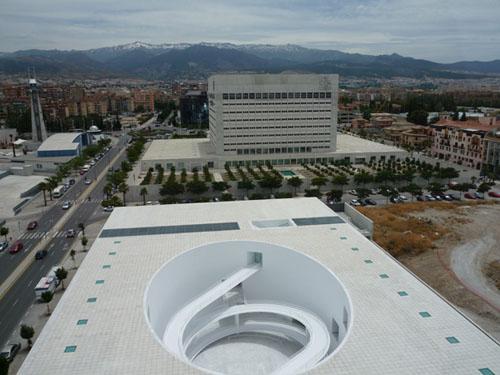 Museum i d c laboratorio de cultura digital y museograf a hipermedia - Caja granada en madrid ...