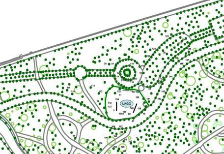 Seguimiento de fauna del cei campus moncloa de la ucm for Jardin botanico ucm