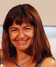Photograph of Nina Falero Pérez