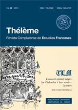 Thélème. Revista Complutense de Estudios Franceses Vol. 28