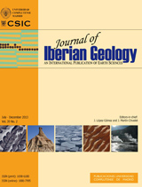 Journal of Iberian Geology Vol. 39, Núm. 2