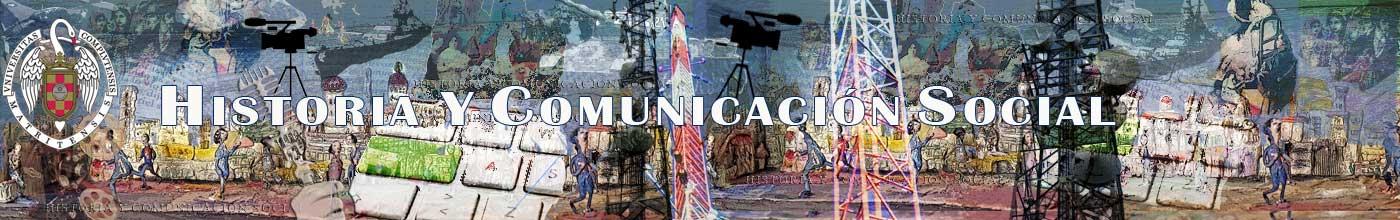 Historia y Comunicación Social. Portada