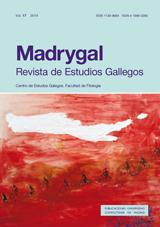 Madrygal. Revista de Estudios Gallegos Vol. 17