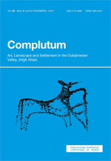 Complutum Vol. 25, Núm. 2. Monographic: Art, Landscape and Settlement in the Oukaïmeden Valley, (High Atlas)