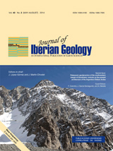 Journal of Iberian Geology Vol. 40, Núm. 2