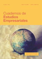 Cuadernos de Estudios Empresariales Vol. 23