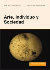Arte, Individuo y Sociedad Vol. 27, Núm. 1