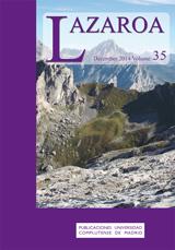 Lazaroa Vol. 35