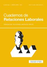 Cuadernos de Relaciones Laborales Vol. 33, Núm. 1