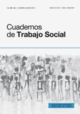 Cuadernos de Trabajo Social Vol. 28, Núm. 1