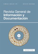 Revista General de Información y Documentación Vol. 25, Núm. 1