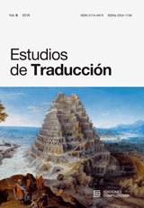 Estudios de Traducción Vol. 6