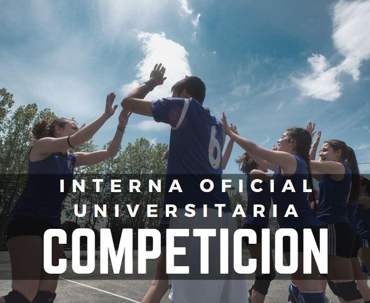 Competición Interna Oficial Universitaria