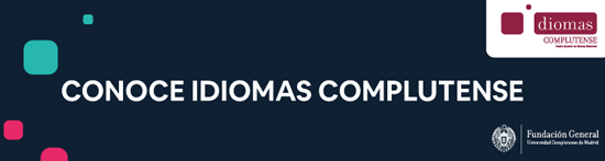 Presentación del centro Idiomas Complutense - CSIM