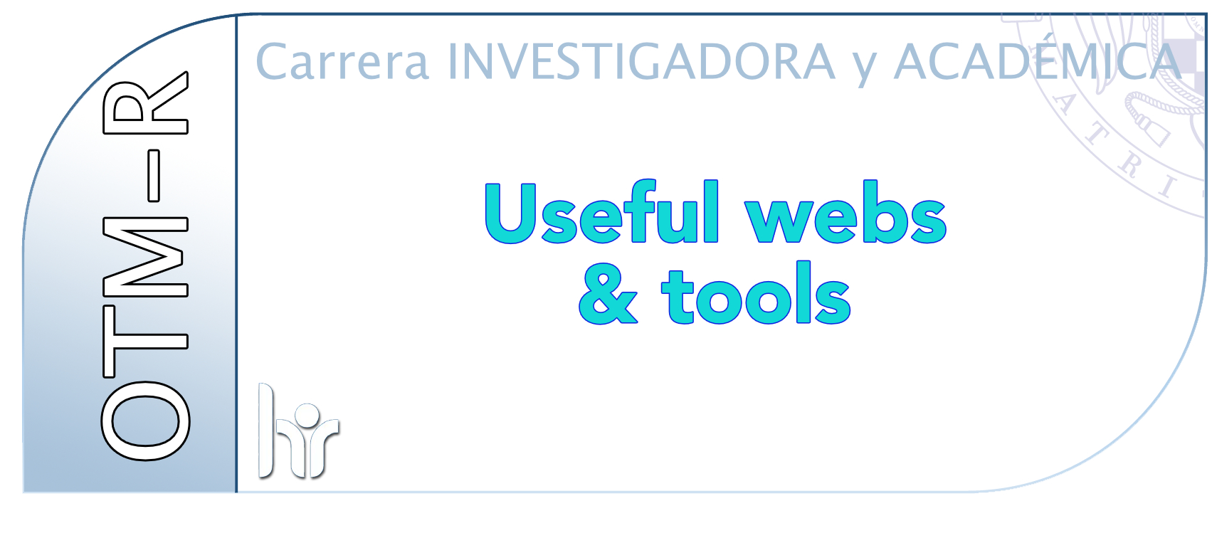 useful tools and webs