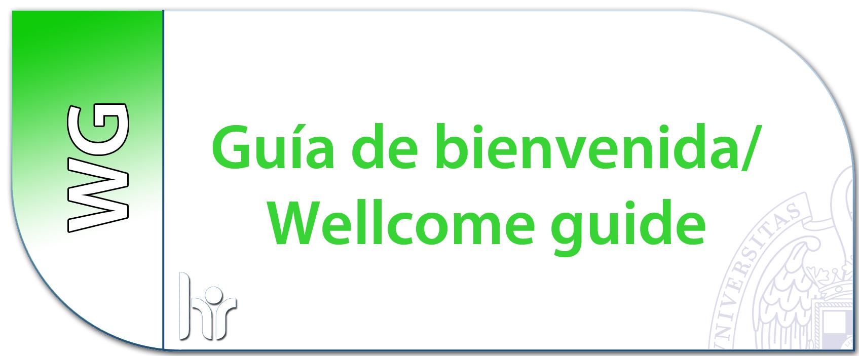 wellcome guide