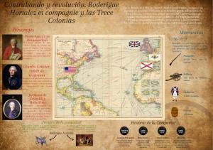 Contrabando y revolución: Roderigue Hortalez et Compagnie y las Trece Colonias