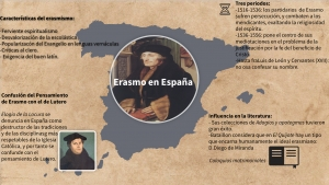 Erasmo en España