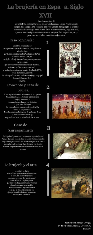 La brujería en España. Siglo XVII