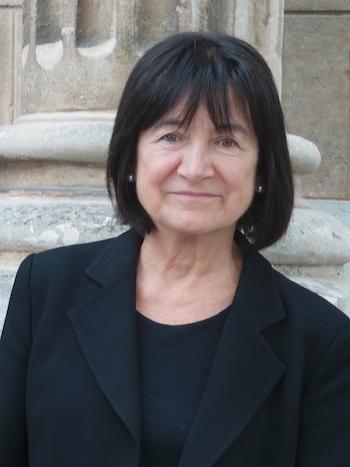 La sociólga Inés Alberdi. / Montserrat Boix.