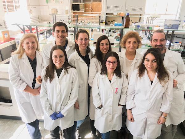 Investigadores e investigadoras que han participado en el estudio. / V. Cachofeiro
