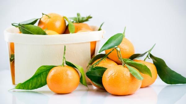 Una pieza de clementina permite satisfacer la cantidad de vitamina C recomendada. / kinkate.