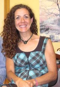 La Vicedecana Beatriz Antona. / B. A
