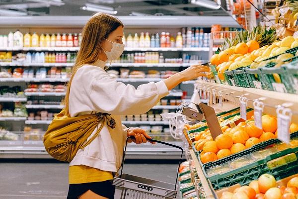 El valor energético de las compras de 2020 se incrementó. / Anna Shvets.