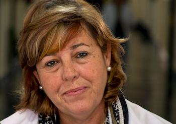 Pilar García Escudero. / Tribuna Complutense.
