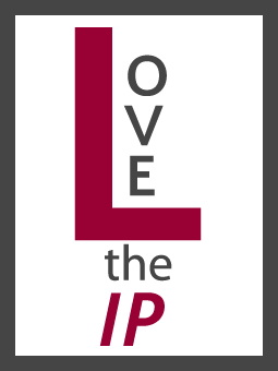 Logo Love the IP