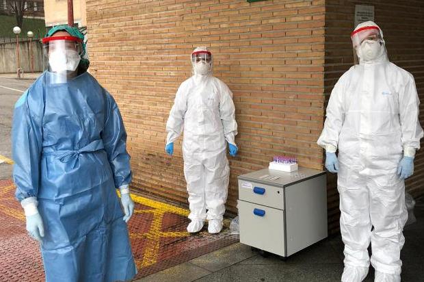La UCM durante la pandemia: el valor de la cultura preventiva