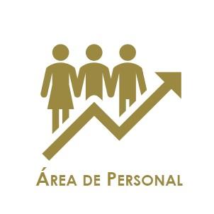 Área de personal