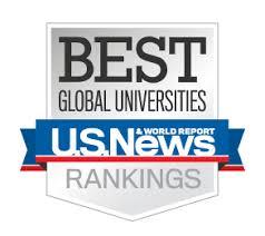 BGU U.S News ranking