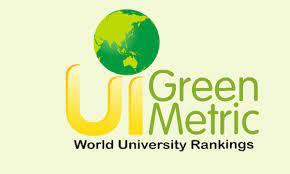 Logo Green Metric World University Ranking