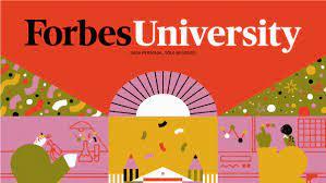 Logo lista forbes university