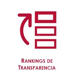 rankings de transparencia