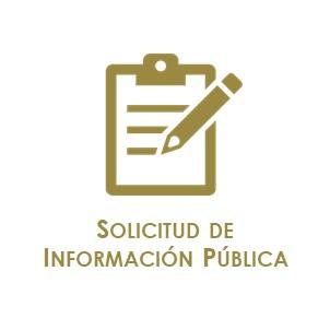solicitud información pública