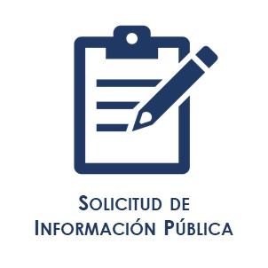 solicitud de información pública