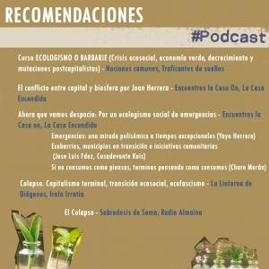 Podcast - Ecologismo